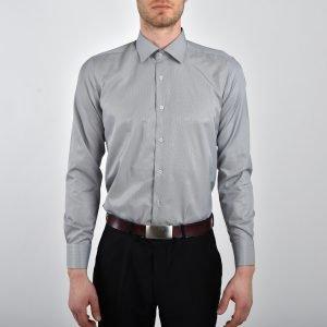 skjorta - grå