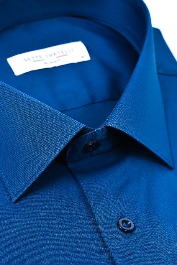 Skjorta - navyblå