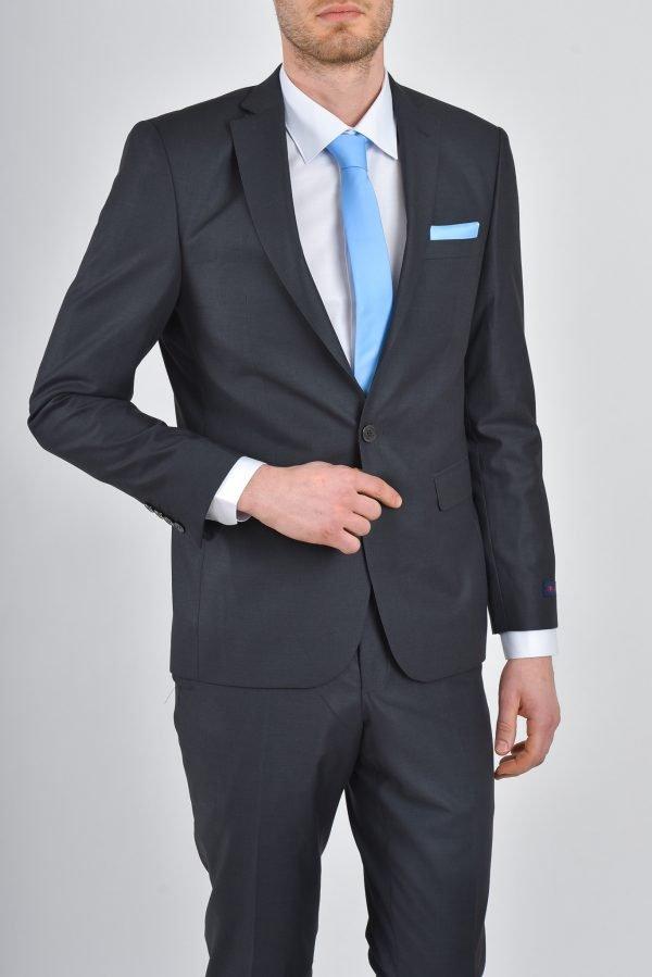 Kostym - mörkgrå