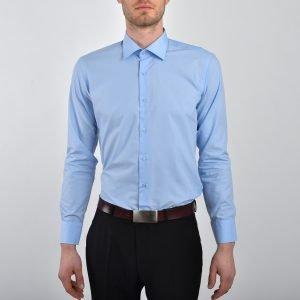 Skjorta - ljusblå