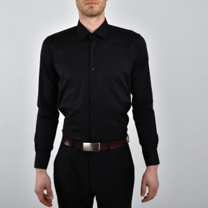 skjorta - svart