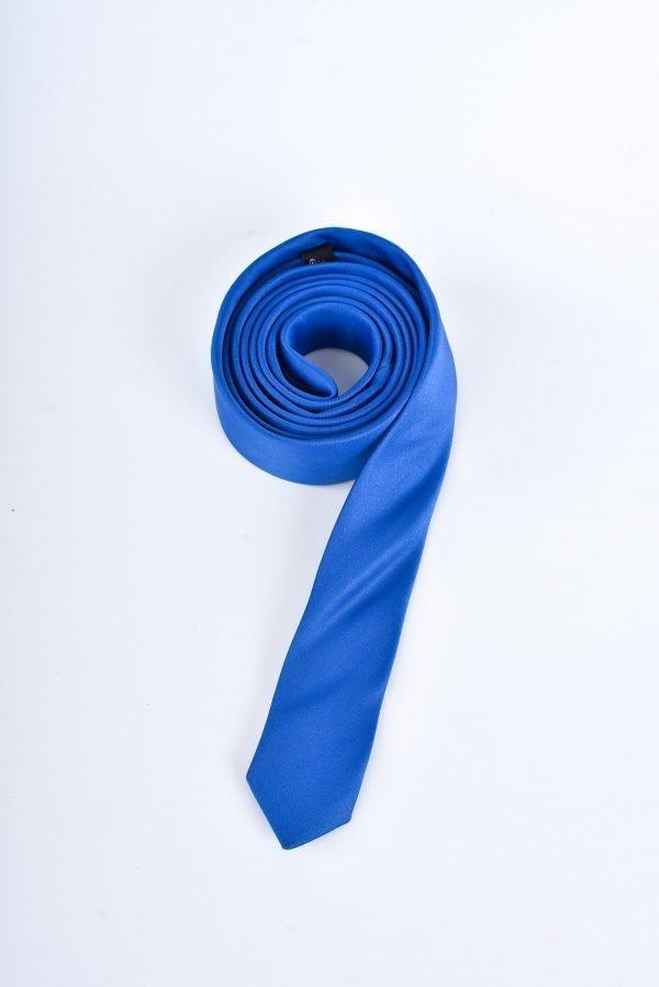 Slips - smal - blå