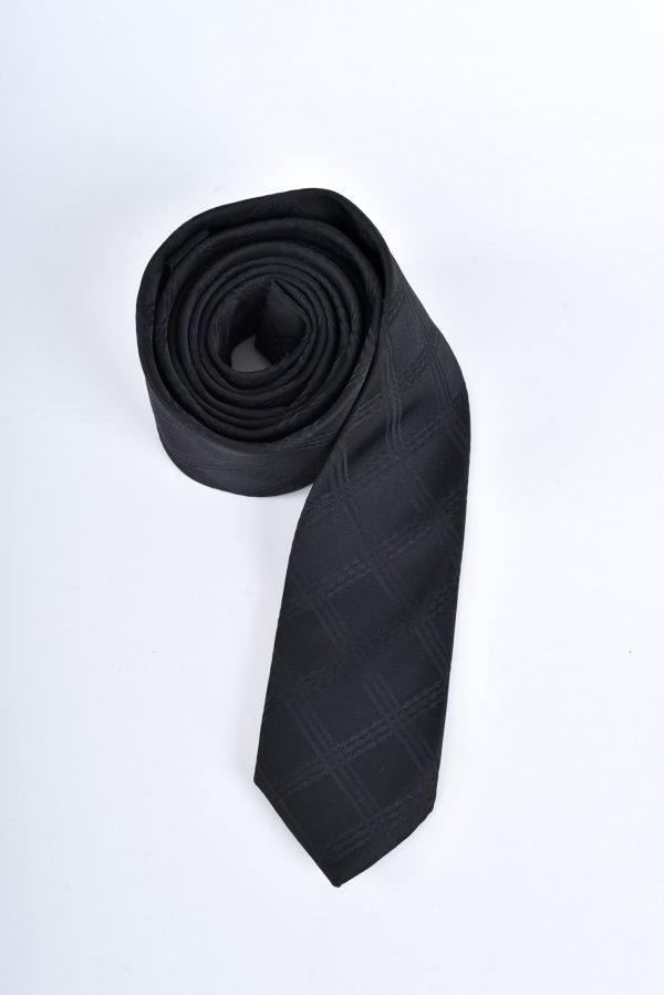 Slips - svartrutig
