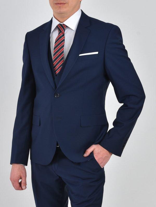 Kostym - mörkblå